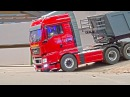 Awesome Rc Truck´s in Action - Scania - MAN - MB Arocs - Liebherr