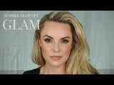 Summer Night Out Glam Bronze Goddess - Elle Leary Artistry