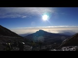 Штурм Килиманджаро с тяжелым рюкзаком - пик Ухуру 5895 метра. Прощание с горой по А ...