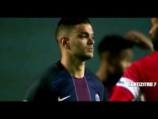 Hatem Ben Arfa Vs Club Africain (Friendly) 04/01/2017