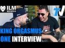 KING ORGASMUS ONE Interview Orgi ILM Alice MC Bogy Mach One Frauenarzt Silla