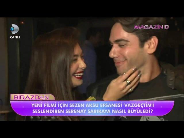 Неслихан и Кадир на дне рождения Кемаля Догулу! Видео репортаж!! Neslihan Atagül Kadir Doğulu