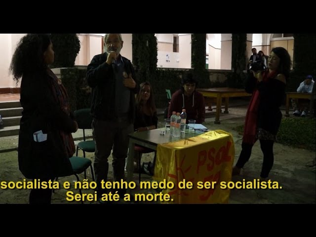 Ivan Valente PSOL x Guilherme Boulos MTST Compiladinho do debate da PUC