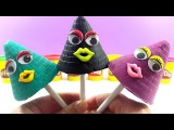 Play Doh Lollipop Surprise Egg Toys For Kids Teletubbies Peppa Pig Koopa Troopa