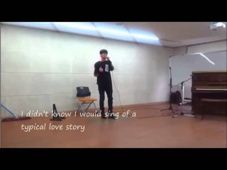 [ENG] BTS Jungkook - Two Melodies (Audition for SOPA)