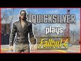 X-Men Quicksilver Beats Fallout 4