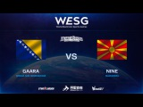 [RU] Nine vs Gaara, WESG HS European Qualifiers