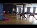 Стретчинг в групповом тренинге