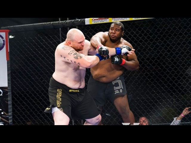 Super Heavyweights in MMA (WAR OF TITANS)