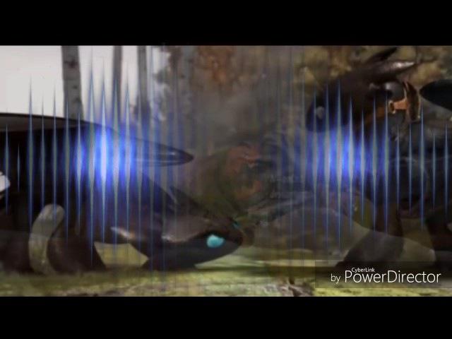Музыкальный клип Драконы всадники Олуха