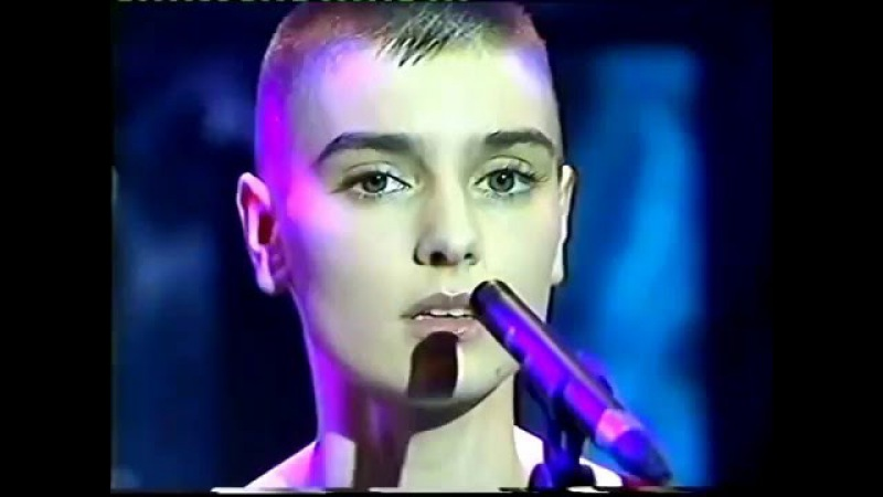 Sinéad O'Connor Nothing Compares 2 U TOTP February 22 1990