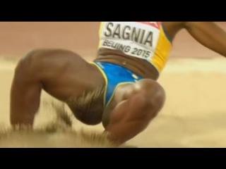Beautiful Long Jump Moments 1 - Women's Athletics