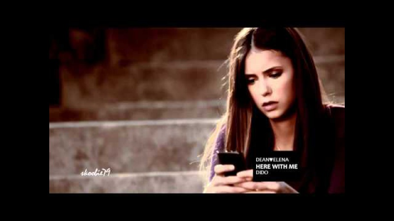 SPN / TVD - Here With Me [Dean ♥ Elena]