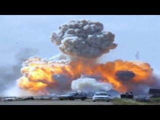 ВКС России испытали новые бомбы в Сирии