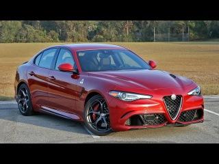 2017 Alfa Romeo Giulia Quadrifoglio – Driven