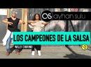 LOS CAMPEONES DELA SALSA - Willy Chirino by A. SULU (Zumba - SALSA/SALSATON)
