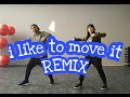 DJ Da Dream - I Like To Move It REMIX Choreo by Flurim Anka