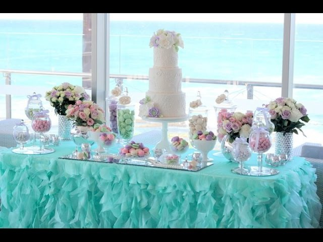 30 Wedding Dessert Table Ideas