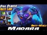 Madara Anti-Mage Pro Player Abuse Game - Dota 2