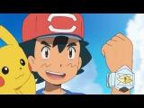 Trailer Pokemon Sun and Moon Anime Ash met Tapu Koko
