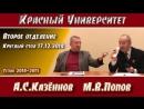 Красный университет. 2-е отд. Круглый стол 17.12.2014