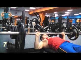 ТОП 10 упражнений на грудь