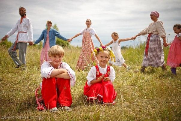 Подход к воспитанию в славянской традиции