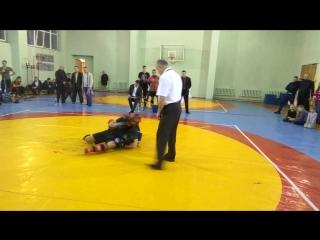 Свистков Никита 1бой 2 раунд