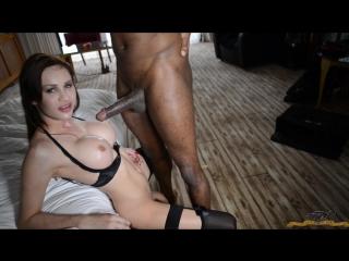 TGirl-Network Kimber Lee - Loves BBC  Shemale anal gay Трансы порно Tgirls