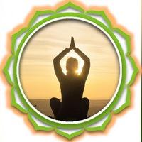 Логотип Йога в Самаре / Йогатерапия / Студия «Ахимса»