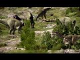 Прогулки с динозаврамиWalking with dinosaurs серия 4