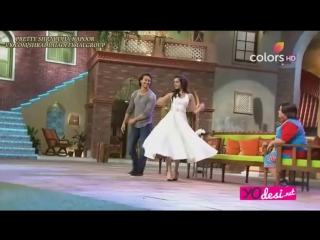 Танец Шраддхи и Тайгера под песню «Cham Cham» из фильма «Baaghi»