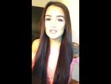 Французская-версия песни Justin Bieber Sorry  в исполнении красавицы Florina Perez.