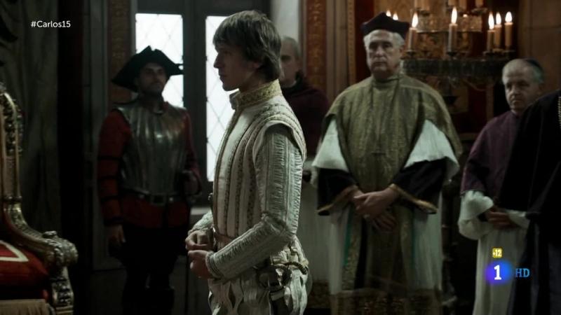 Карл, король и император / Император Карлос / Император Карл / Carlos, Rey Emperador (2015) 15 серия