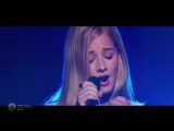 Jackie Evancho Someday At Christmas Americas Got Talent Holiday Special - 2016