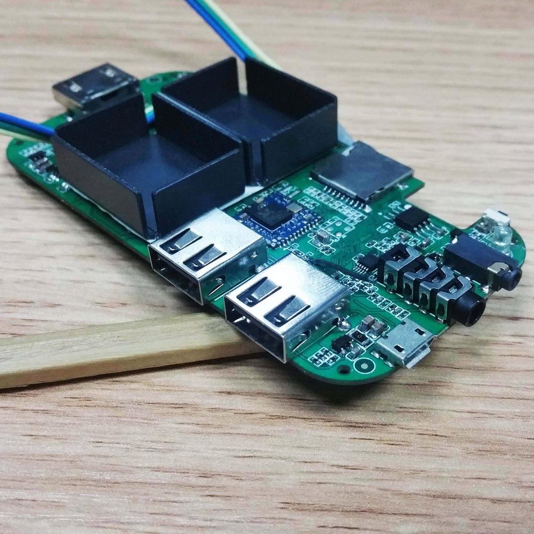 Другие: Бодрый андроид TV Stick на рукастого любителя