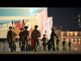 На Красной площади прошла репетиция главного Парада Победы.