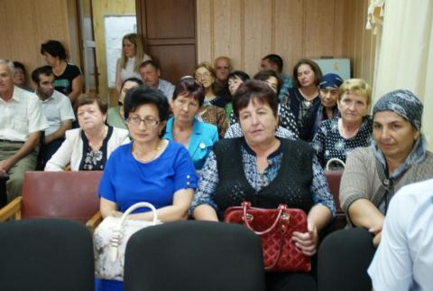 Коммунисты встретились с жителями Зеленчукского района