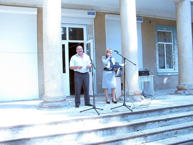 В станице Кардоникской прошла акция посвященная Дню солидарности в борьбе с терроризмом