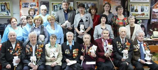 День воинской славы в Краеведческом музее Усть-Илимска