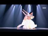 Танцы׃ Баина Басанова и Станислав Пономарёв (Ibeyi - River)