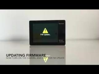Обновление прошивки камеры - EKEN Firmware