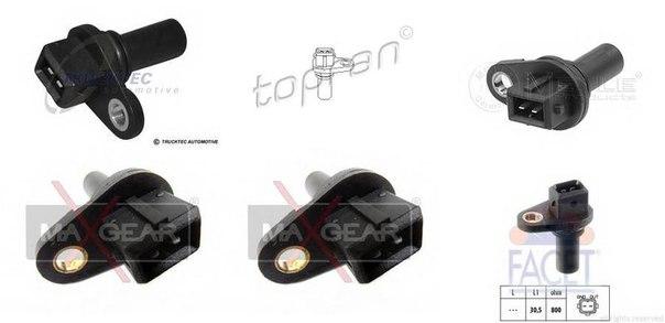 Датчик частоты вращения, управление двигателем; Датчик частоты вращения, автоматическая коробка передач для AUDI R8 Spyder