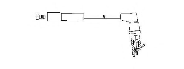 Провод зажигания для AUDI SUPER 90
