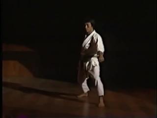 Masao Kawasoe - Heian Shodan. Масао Кавазое - Хейан Шодан.