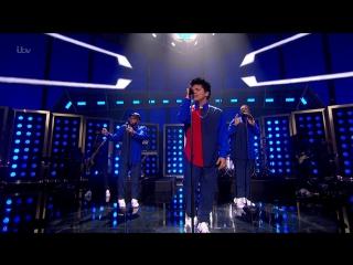 Bruno Mars - Thats What I Like | LIVE at BRITs 2017