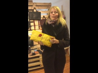 Видео -отзыв от подруги нашей мастерской