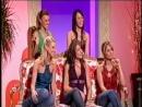 Girls aloud love machine interview and dogs paul ogrady 2.12.04