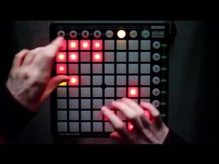 Музыка на Launchpad (Skrillex)