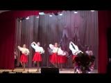 Танцует Саша Говор